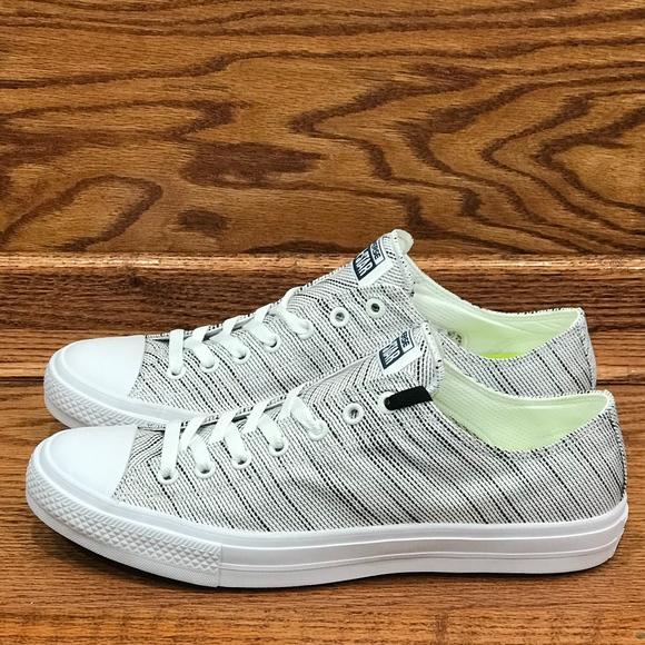 Converse Shoes | Ctas Ii Ox White Black